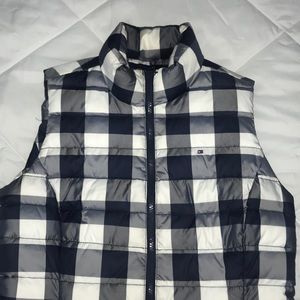 Tommy Hilfiger Plaid Vest